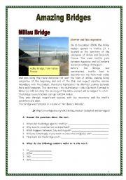 Bridge Worksheets on Third Grade Sc History Worksheets