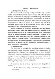 English Worksheets: Turn-taking strategies
