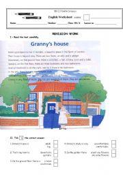 Granny´s house
