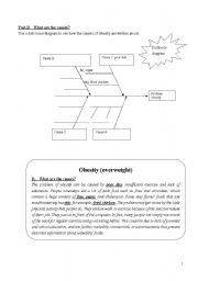 English Worksheets: learning English through social issues 4