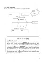 English Worksheets: learning English through social issues 6