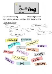 like verb ing exercises pdf verb patterns exercises advanced pdf english teaching worksheets. Black Bedroom Furniture Sets. Home Design Ideas