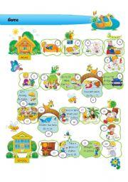 English Worksheets: Game