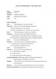 english worksheets lesson plan worksheets page 168 rh eslprintables com guided discovery lesson plan example guided discovery lesson plan format