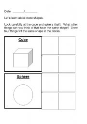 3d shapes identifying 3d shapes date 05 mar 2009 level elementary age ...