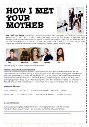 how i met your mother video activity