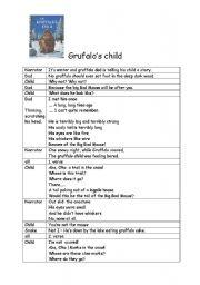 English Worksheets: Gruffalo�s Child
