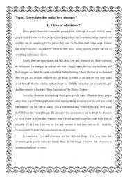 Opinion Essay Sample Esl Blog De Cristina Examples