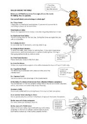 English Worksheets: Funny mistakes on signs