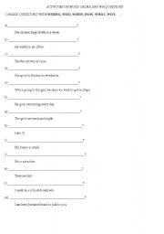 how to make wh questions in english pdf