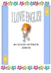 English Worksheets: border