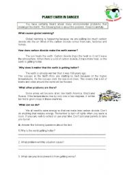 Planets for Elementary Reading Worksheets - Pics about space