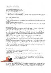 English Worksheets: NASREDDIN HODJA