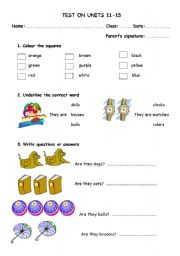 English Worksheets: ANSWERING QUESTIONS