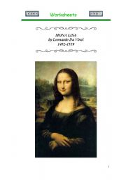 Biography of Leonardo da Vinci (mostly past regular)