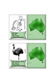 English Worksheets: Australian Animals 2