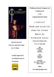 English Worksheets: Camelot