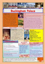 Buckingham Palace (2 pages)
