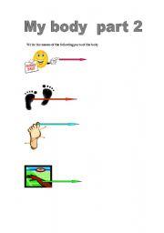 English Worksheets: writing activity 2