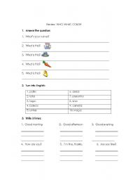 English Worksheets: Wh..