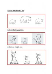 English Worksheets: Classify