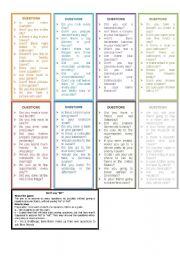 English Worksheets: Don�t say