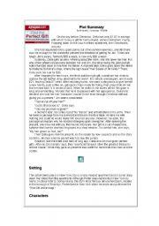 English Worksheets: plot summary