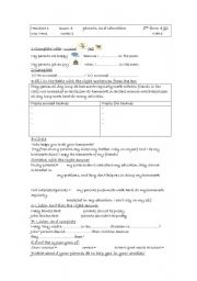 English Worksheet: PARENTS AND EDUCATION