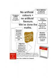 English Worksheets: Annotating AD