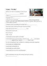 english worksheets fishzilla invasive species. Black Bedroom Furniture Sets. Home Design Ideas