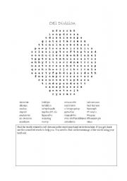 math worksheet : english worksheets cell division wordsearch a level : Cell Division Worksheets