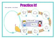 English Worksheets: practice it !