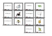 English Worksheet: English Similies (as old as the hills etc.) memo cards PART 2 (two pages)