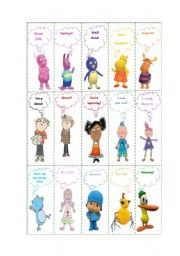 English Worksheet: Motivation Stickers - Discovery Kids