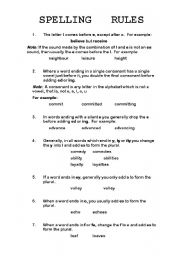spelling rules worksheets pdf english teaching worksheets spellingsyllable spelling rules and. Black Bedroom Furniture Sets. Home Design Ideas