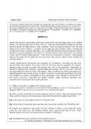 Swine Flu - selectividad-type text