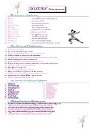 Worksheets Mulan Worksheet english teaching worksheets mulan follow up