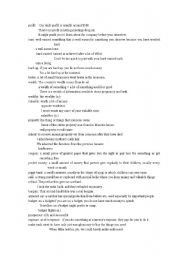 English Worksheets: banking