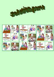 English Worksheets: sudoku solution part1