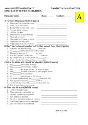 English Worksheets: gtrgrt