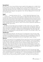 English Worksheets: useful memorizing topics