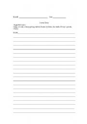 Printables The Outsiders Worksheets english teaching worksheets the outsiders journal entry outsiders
