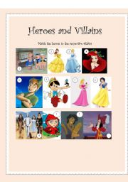 how to identify villains and heros essay Saved essays save your essays i will try to compare three of these hero's spiderman, superman and batman although all three hero's fought against evil villains.