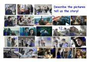 English Worksheet: Twilight movie speaking activity