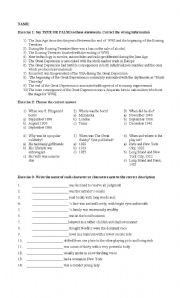 roaring twenties worksheets the large and most comprehensive worksheets. Black Bedroom Furniture Sets. Home Design Ideas