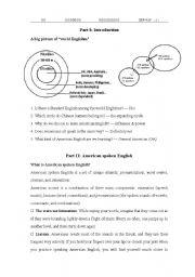 English Worksheets: Spoken English
