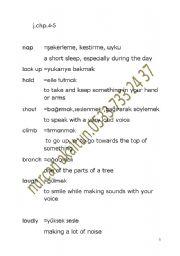 English Worksheets: jungle book1