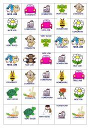 English Worksheets: INCENTIVES