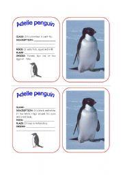 English Worksheets: ANIMALS FILES 1