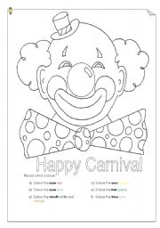 advertise here vocabulary worksheets holidays and traditions carnival ...